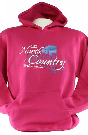 NCNY -  Hoodie - Pink