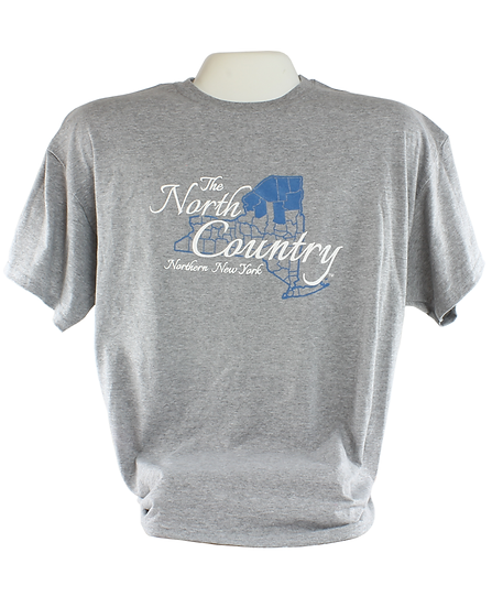 NCNY T-Shirt - Light Gray