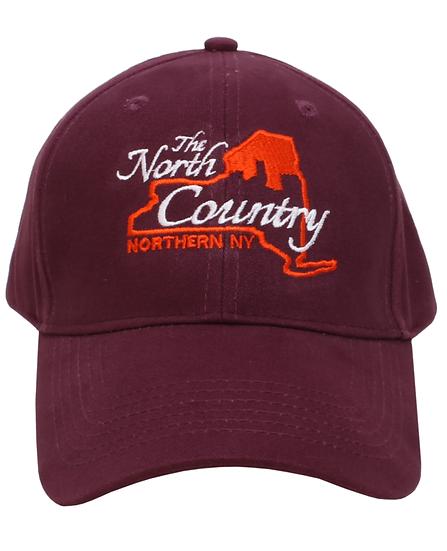 NCNY Hat - Maroon