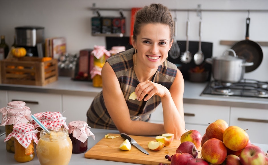 Nutritionist Cooking