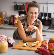 Cozinhar nutricionista
