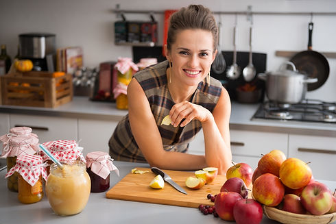 Ernährungswissenschaftler Kochen