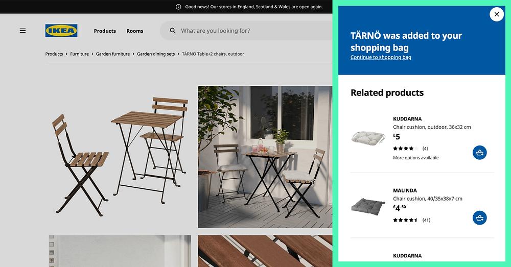 Ikea Shopping Cart Drawer