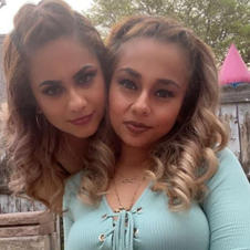 Our Sisters Rebeca & Vanessa