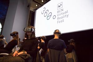 """""""BCN VIRTUAL REALITY FEST 360016"""""""