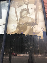 Community to restore mural paying tribute to African American culture