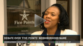 Five Points Residents Lobby for Name Change