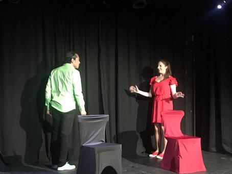 """""""Du Misanthrope au Cardinal"""" au théâtre de la Croisée des Chemins"""