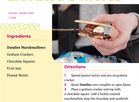 Peanut Butter and Jam S'mores