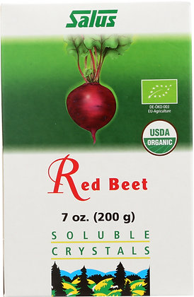 Salus Organic Red Beet Crystals
