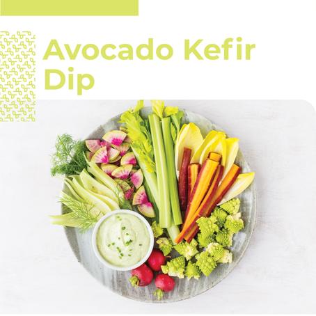Avocado Kefir Dip