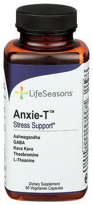 LifeSeasons Anxie-T 60 Capsules