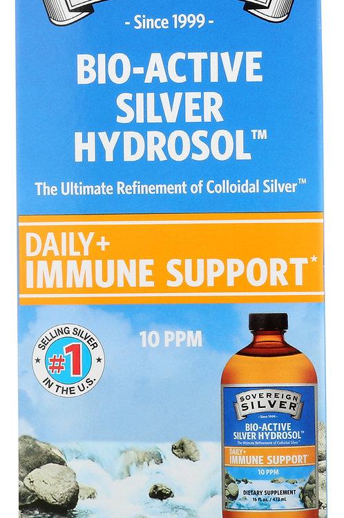 Sovereign Silver Silver Hydrosol 10 PPM 16 oz