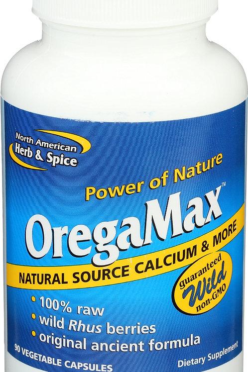 North American Herb and Spice OregaMax 90 Capsules