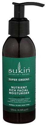 Sukin Super Greens Facial Moisturiser