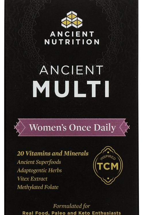 Ancient Nutrition Women's Once Daily