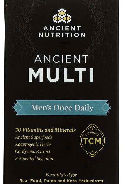 Ancient Nutrition Men's Once Daily