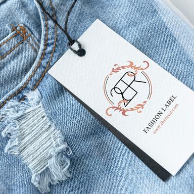 hangtag design fashion websgop 2beroyal.