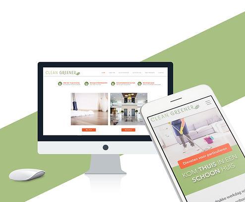 website-design-schoonmaakbedrijf-mobiele