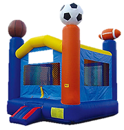 jumpy bounce houses