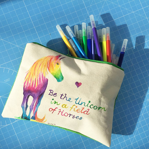 """Unicorn"" little bag"