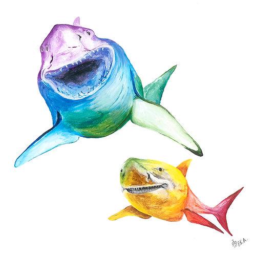 Shark Prints