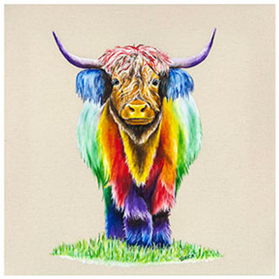 HIGHLAND COW - starting from