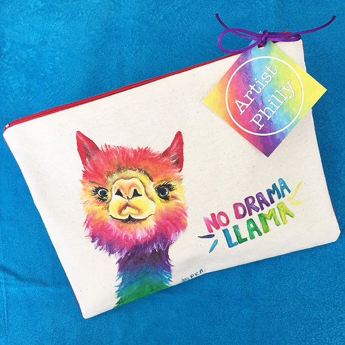 """No Drama Llama"" Little Bag"