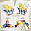 """Thumbnail: 6""""x6"""" Cards/10 pack - Select 10 designs"""