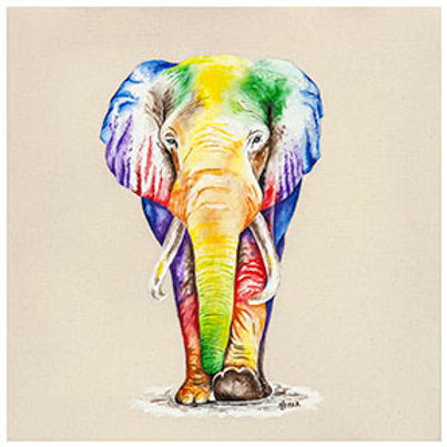 ELEPHANT - staring from