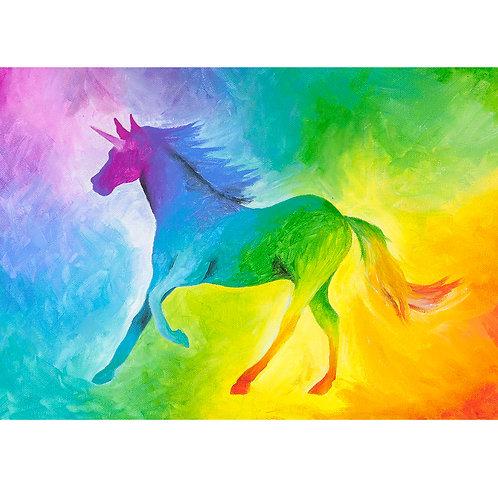 Rainbow Unicorn Prints