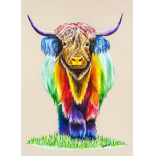 Highland Cow Prints