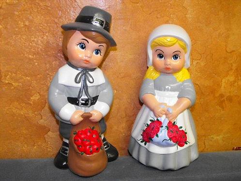 Dona's Boy & Girl Pilgrim Set
