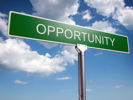 Opportunity - for business, trades, manufacturing, jobs, people