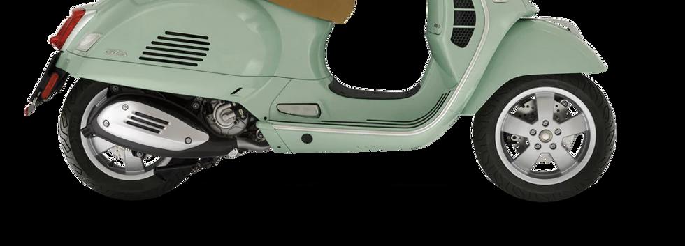GTS 300 VERDE RELAX