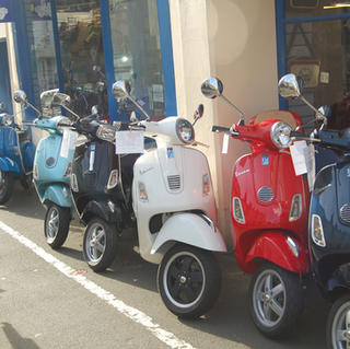Scooter & Motorcycle Hire