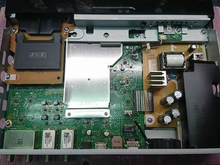 Panasonic TZ-WR4KP 修理コレクション