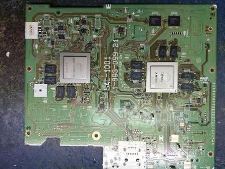 SONY FMP-X7(A) 修理コレクション