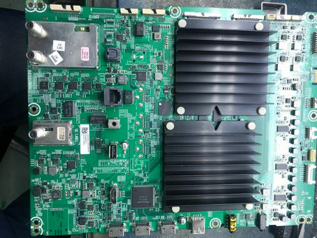 TOSHIBA 55Z730X 4Kテレビ基盤修理