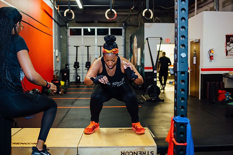 Proud Fitness Black Owned CrossFit Gym Charlotte