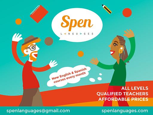 English Languages Courses | Bristol |  Spen Languages