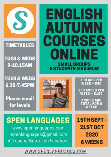 English Autumn Courses Online 2020(2).pn