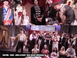 Historische Kostümevents
