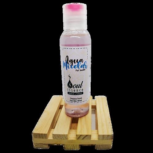 Agua micelar para piel sensible 120ml