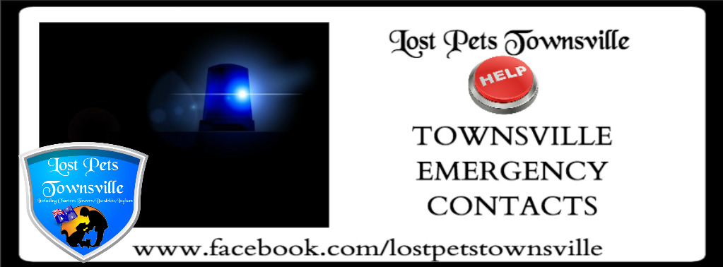 TOWNSVILLE EMERGENCY CONTACTS
