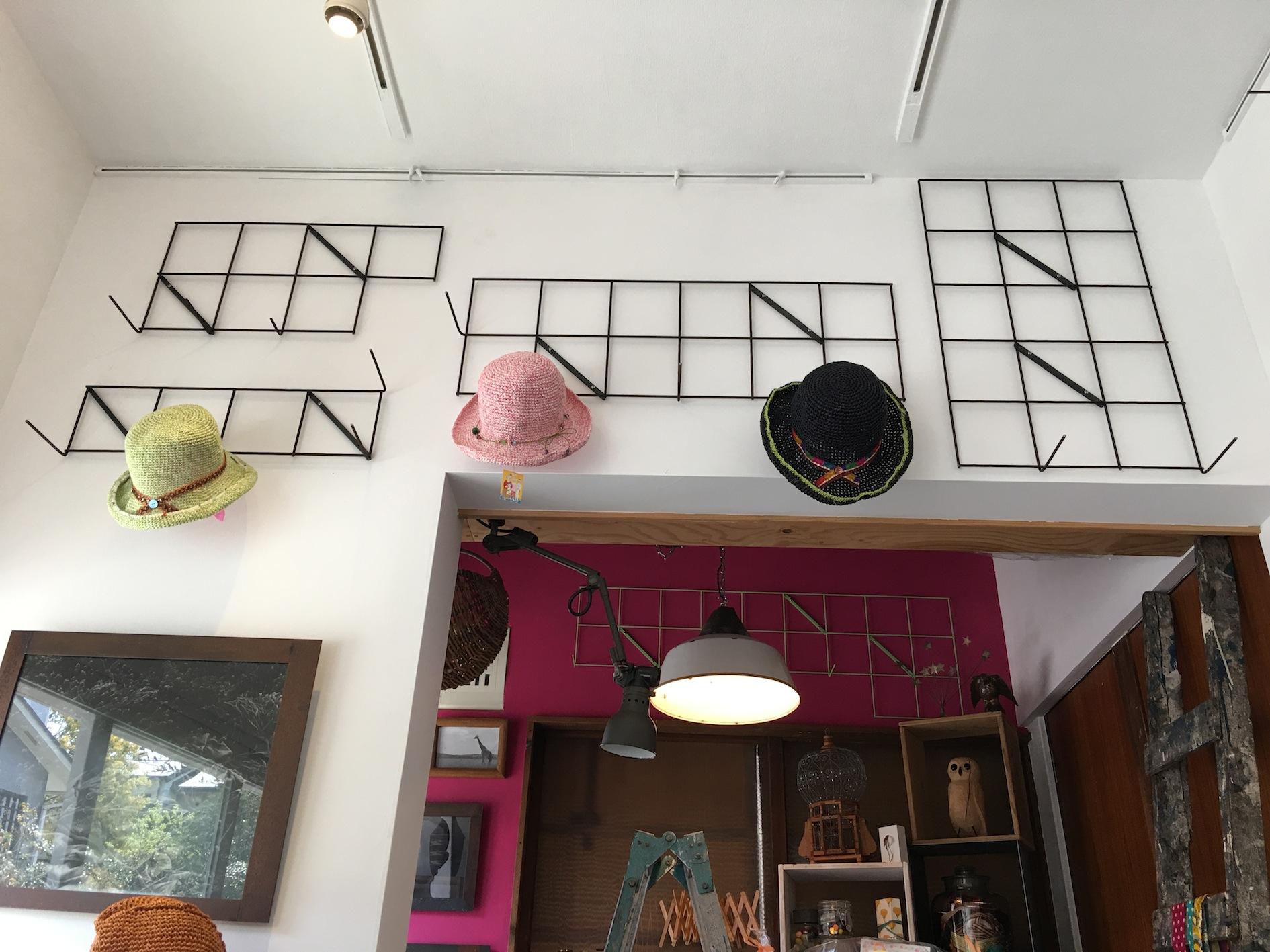 鎌倉pajaro 帽子掛け/shop