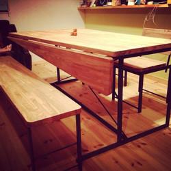 O邸 ダイニング テーブルセット