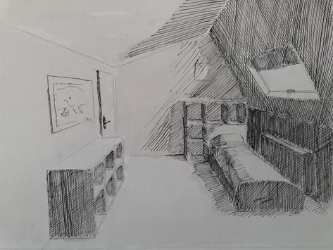 chambre Louis