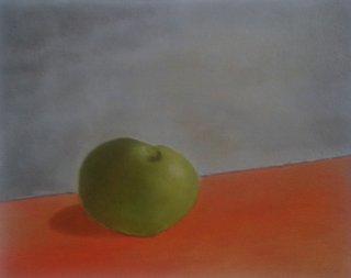 pomme à l'huile