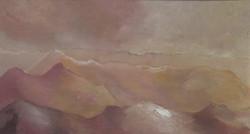 paysage , huile